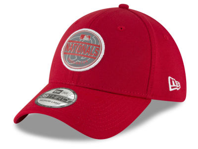 Washington Nationals New Era MLB Circle Reflect 39THIRTY Cap