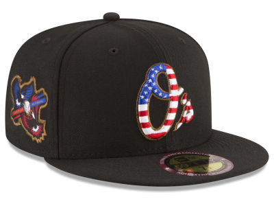 Baltimore Orioles New Era MLB UPC Americana 2.0 59FIFTY Cap
