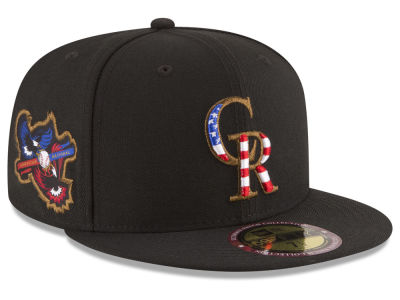 Colorado Rockies New Era MLB UPC Americana 2.0 59FIFTY Cap