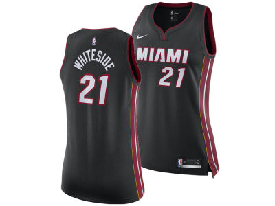Miami Heat Hassan Whiteside Nike NBA Women's Swingman Jersey