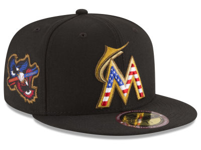 Miami Marlins New Era MLB UPC Americana 2.0 59FIFTY Cap