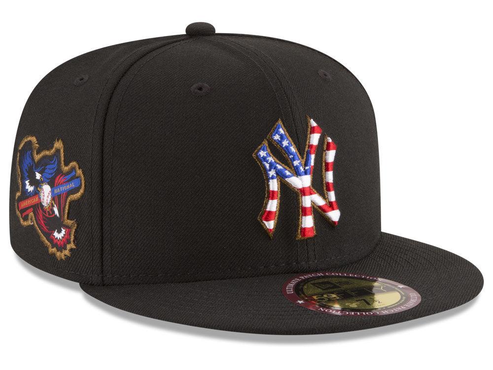 f76486bc27f New York Yankees New Era MLB UPC Americana 2.0 59FIFTY Cap