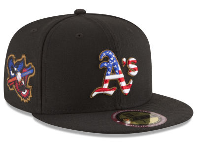 Oakland Athletics New Era MLB UPC Americana 2.0 59FIFTY Cap