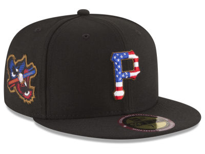 Pittsburgh Pirates New Era MLB UPC Americana 2.0 59FIFTY Cap