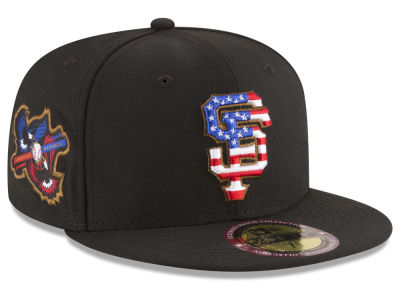 San Francisco Giants New Era MLB UPC Americana 2.0 59FIFTY Cap