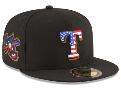 Texas Rangers New Era MLB UPC Americana 2.0 59FIFTY Cap