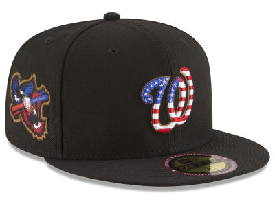 Washington Nationals New Era MLB UPC Americana 2.0 59FIFTY Cap