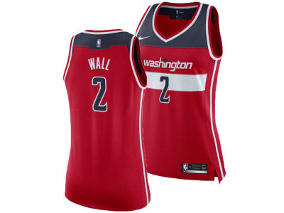 Washington Wizards John Wall Nike NBA Women's Swingman Jersey