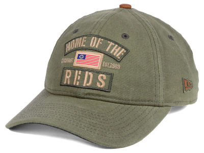 Cincinnati Reds New Era MLB Home of the Team 9TWENTY Cap
