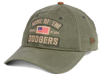 Los Angeles Dodgers New Era MLB Home of the Team 9TWENTY Cap