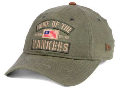 New York Yankees New Era MLB Home of the Team 9TWENTY Cap