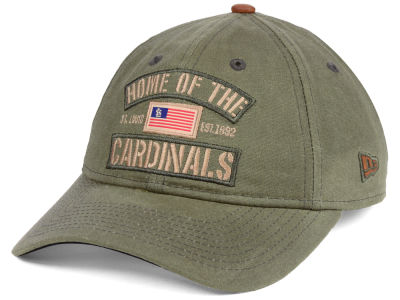 St. Louis Cardinals New Era MLB Home of the Team 9TWENTY Cap