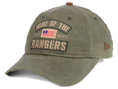 Texas Rangers New Era MLB Home of the Team 9TWENTY Cap