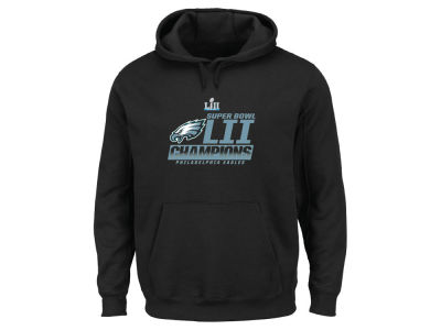 Philadelphia Eagles NFL Men's Super Bowl LII Champ Fanfare Hoodie