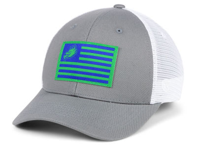 Florida Gulf Coast Eagles Top of the World NCAA Brave Trucker Cap