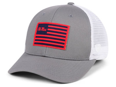 Ole Miss Rebels Top of the World NCAA Brave Trucker Cap