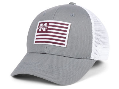 Mississippi State Bulldogs Top of the World NCAA Brave Trucker Cap