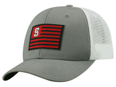 North Carolina State Wolfpack Top of the World NCAA Brave Trucker Cap
