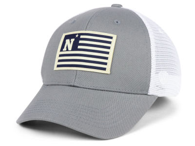 Navy Midshipmen Top of the World NCAA Brave Trucker Cap
