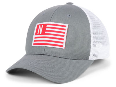 Nebraska Cornhuskers Top of the World NCAA Brave Trucker Cap