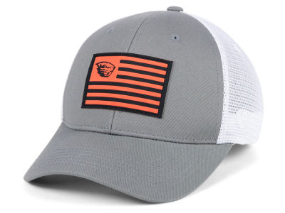 Oregon State Beavers Top of the World NCAA Brave Trucker Cap