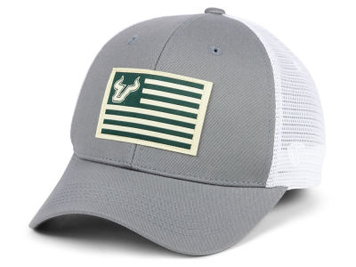 South Florida Bulls Top of the World NCAA Brave Trucker Cap