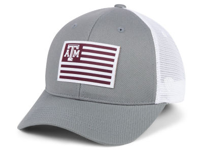 Texas A&M Aggies Top of the World NCAA Brave Trucker Cap