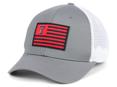 Texas Tech Red Raiders Top of the World NCAA Brave Trucker Cap