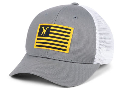 Wichita State Shockers Top of the World NCAA Brave Trucker Cap