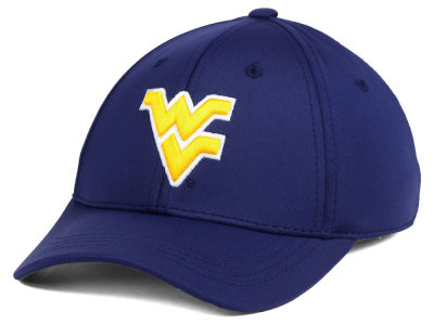 West Virginia Mountaineers Top of the World NCAA Youth Phenom Flex Cap
