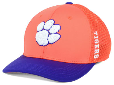 Clemson Tigers Top of the World NCAA Chatter Stretch Cap