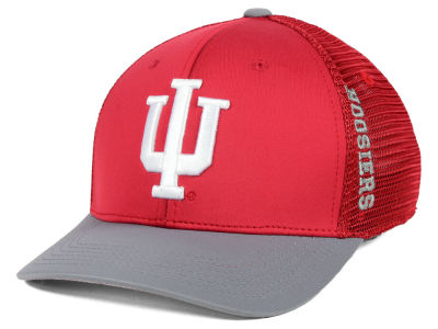 Indiana Hoosiers Top of the World NCAA Chatter Stretch Cap