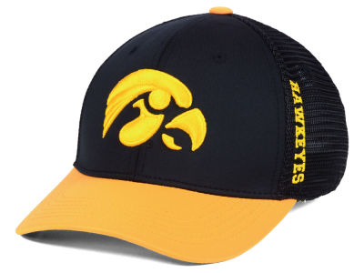 Iowa Hawkeyes Top of the World NCAA Chatter Stretch Cap