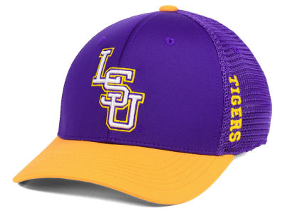 LSU Tigers Top of the World NCAA Chatter Stretch Cap