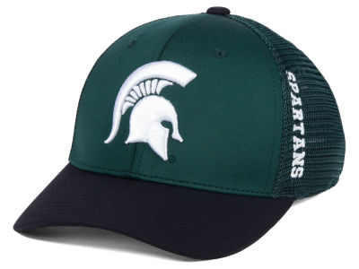 Michigan State Spartans Top of the World NCAA Chatter Stretch Cap