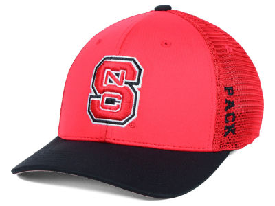 North Carolina State Wolfpack Top of the World NCAA Chatter Stretch Cap