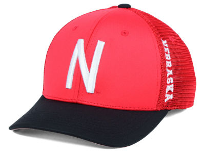 Nebraska Cornhuskers Top of the World NCAA Chatter Stretch Cap