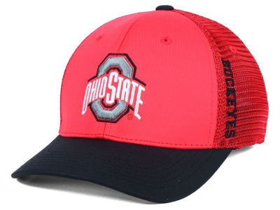 Ohio State Buckeyes Top of the World NCAA Chatter Stretch Cap