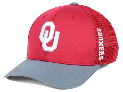 Oklahoma Sooners Top of the World NCAA Chatter Stretch Cap