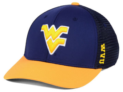 West Virginia Mountaineers Top of the World NCAA Chatter Stretch Cap