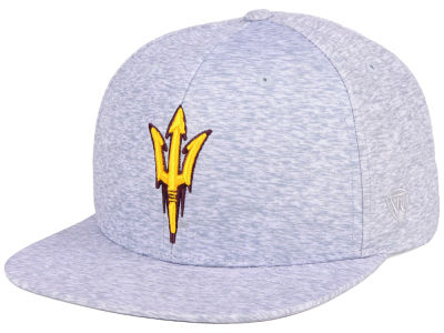 Arizona State Sun Devils Top of the World NCAA Solar Snapback Cap