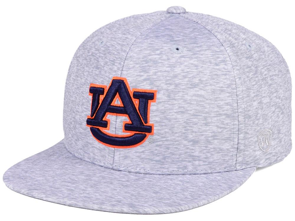 Auburn Tigers Top of the World NCAA Solar Snapback Cap  32d3c408f64c