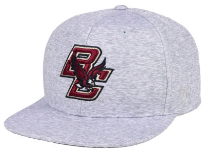 Boston Terriers Top of the World NCAA Solar Snapback Cap