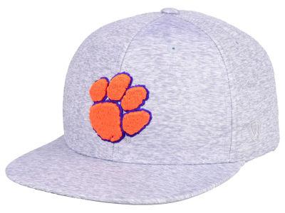 ab66e6bb794 Clemson Tigers Top of the World NCAA Solar Snapback Cap