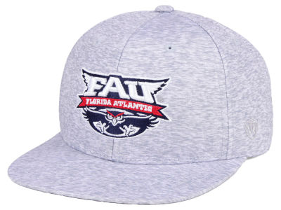 Florida Atlantic Owls Top of the World NCAA Solar Snapback Cap