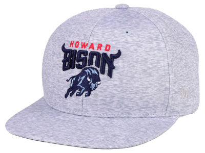 Howard University Bisons Top of the World NCAA Solar Snapback Cap