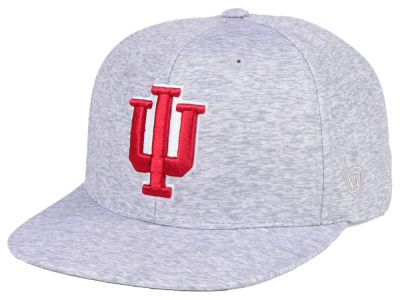 Indiana Hoosiers Top of the World NCAA Solar Snapback Cap