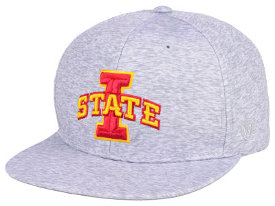Iowa State Cyclones Top of the World NCAA Solar Snapback Cap