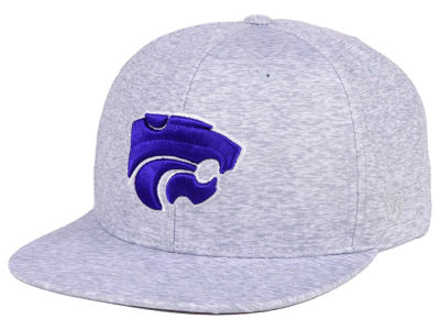 Kansas State Wildcats Top of the World NCAA Solar Snapback Cap