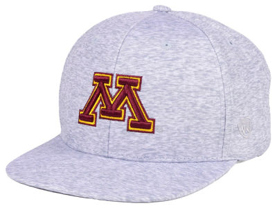 Minnesota Golden Gophers Top of the World NCAA Solar Snapback Cap